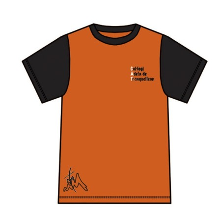 camiseta m/corta técnica